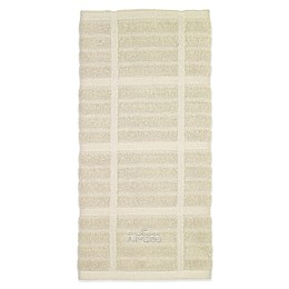 All-Clad Solid Kitchen Towel in Almond
