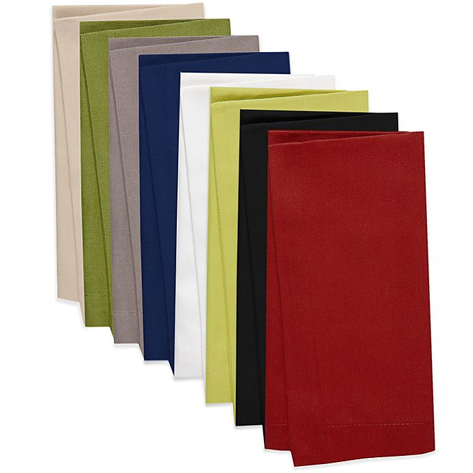 Alternate image 1 for Buffet Napkins (Set of 8)