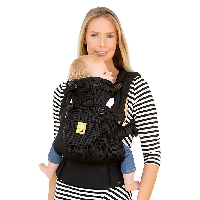 0000eadc06a lillebaby® COMPLETE™ Airflow Baby Carrier in Black