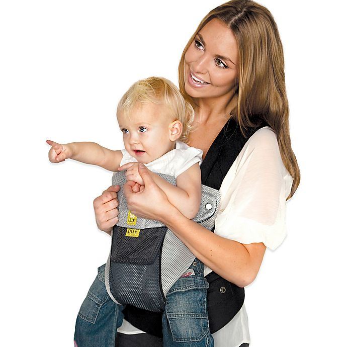 337651d3156 lillebaby® COMPLETE™ Airflow Baby Carrier in Grey Silver