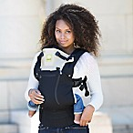 lillebaby® COMPLETE™ ALL SEASONS Baby Carrier in Black/Camel