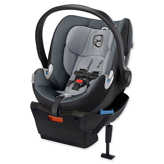 cybex platinum aton q infant car seat in moon dust buybuy baby. Black Bedroom Furniture Sets. Home Design Ideas