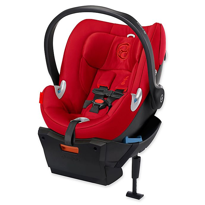 Alternate image 1 for Cybex Platinum Aton Q Infant Car Seat in Hot and Spicy