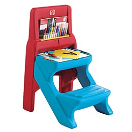 Step2® Art Easel Desk