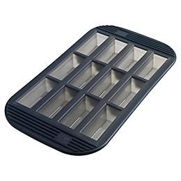 Mastrad® Silicone Mini Cake and Brownie Pan
