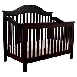 DaVinci Jayden 4-in-1 Convertible Crib in Ebony