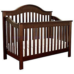 DaVinci Jayden 4-in-1 Convertible Crib in Espresso