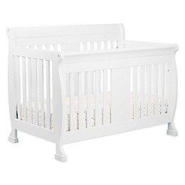 DaVinci Porter 4-in-1 Convertible Crib in White