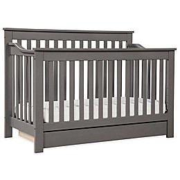 DaVinci Piedmont 4-in-1 Convertible Crib in Slate