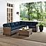 Part of the Crosley Bradenton Patio Furniture Collection