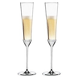 kate spade new york Take the Cake™ Toasting Flutes (Set of 2)
