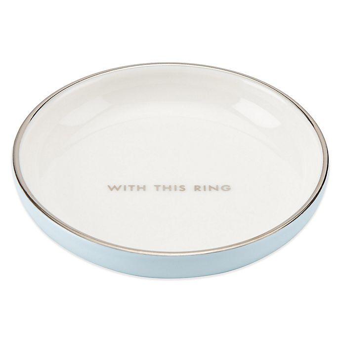Alternate image 1 for kate spade new york Take the Cake™ Ring Dish
