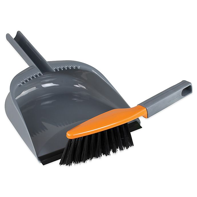 Alternate image 1 for Casabella® Dustpan & Brush Set