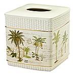 Avanti Colony Palm Boutique Tissue Box Cover