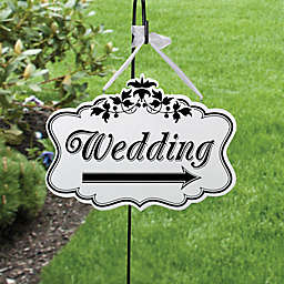 Lillian Rose™ Large Wedding  Sign
