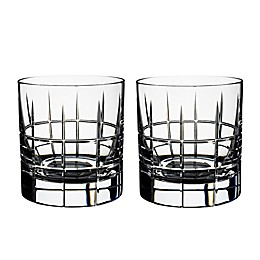 Orrefors Street Whiskey Glasses (Set of 2)