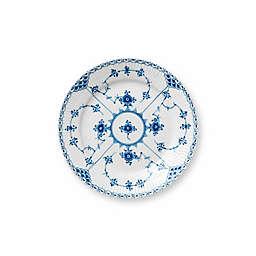 Royal Copenhagen Fluted Half Lace Dessert Plate in Blue
