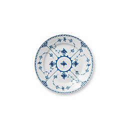 Royal Copenhagen Fluted Half Lace Salad Plate in Blue