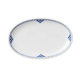 Royal Copenhagen Princess 9-Inch Oval Accent Dish