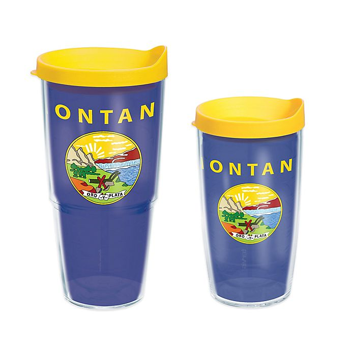 Alternate image 1 for Tervis® Montana State Flag Wrap Tumbler with Lid
