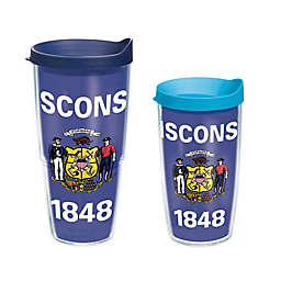 Tervis® Wisconsin State Flag Wrap Tumbler with Lid