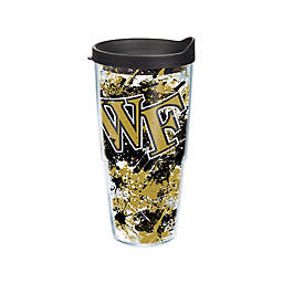Tervis® Wake Forest University Demon Deacons Splatter 24 oz. Wrap Tumbler with Lid