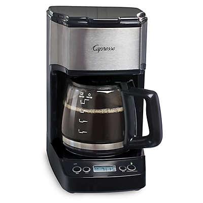 Capresso® 5-Cup Mini Drip Programmable Coffee Maker