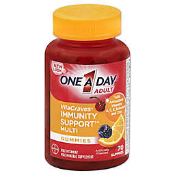 One A Day® VitaCraves® 70-Count Gummies with Immunity Support