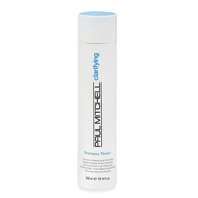 Alternate image 1 for Paul Mitchell® 10.14 oz. Three® Clarifying Shampoo
