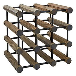 J.K. Adams Driftwood Wine Rack