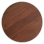 J.K. Adams 18-Inch Round Walnut Lazy Susan