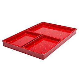 Zak! Designs® Confetti Modular 4-Piece Serving Tray Set