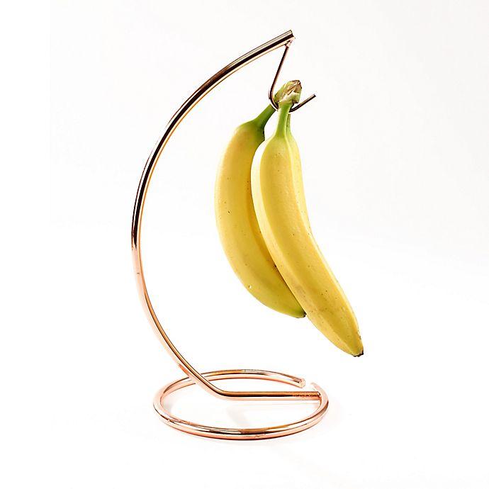 Alternate image 1 for Spectrum™ Euro Banana Holder in Copper