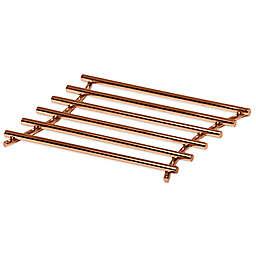 Spectrum™ Euro Square Trivet in Copper