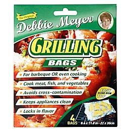 Debbie Meyer® Grilling Bags (Set of 4)