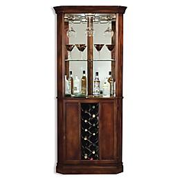 Howard Miller Piedmont Wine & Bar Cabinet in Rustic Cherry