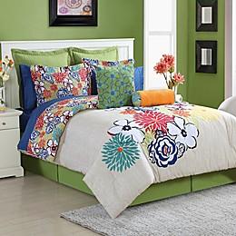Fiesta® Lucia Reversible Comforter Set