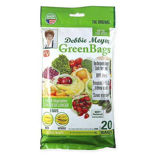 Alternate image 1 for Debbie Meyer Green Bags™