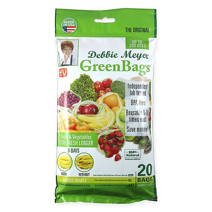 Alternate image 1 for Debbie Meyer Green Bags™