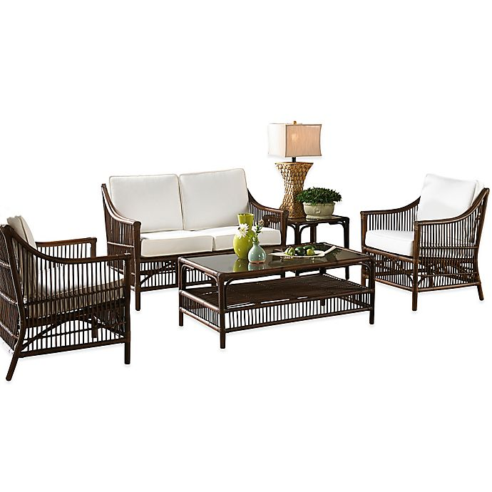 Alternate image 1 for Panama Jack Bora Bora 5-Piece Living Room Set
