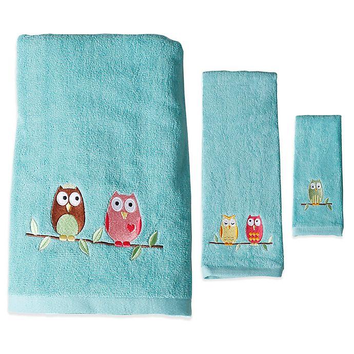Owl Bath Towel Collection   Bed Bath & Beyond