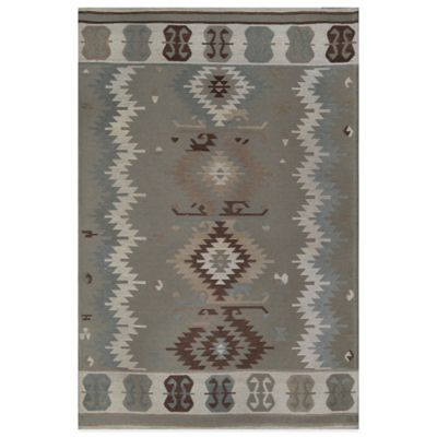 Anatolia Tapestry Rug In Grey Bed Bath And Beyond Canada