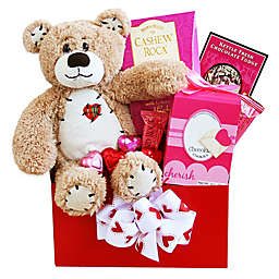 Ghirardelli Valentine Bear Hugs Gift Box