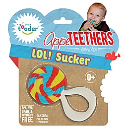 Little Toader™ AppeTEETHERS™ LOL! Sucker™