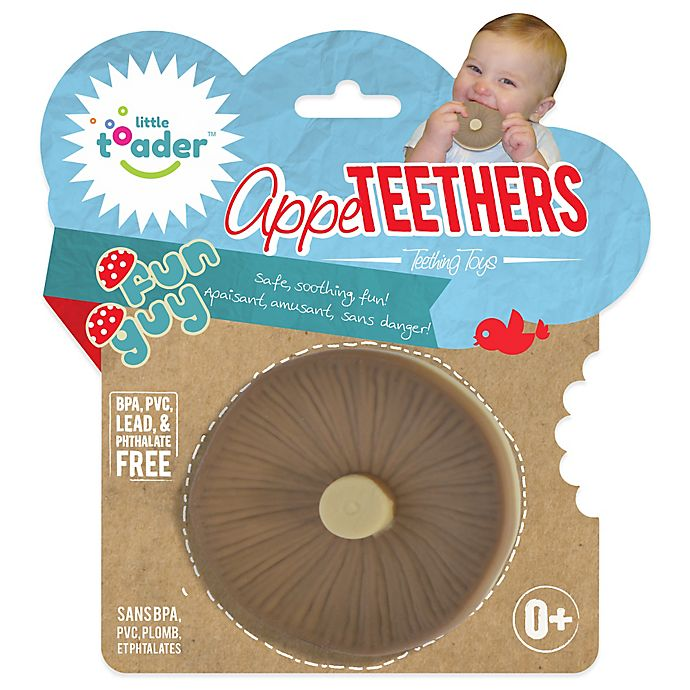 Alternate image 1 for Little Toader™ AppeTEETHERS™ Fun Guy