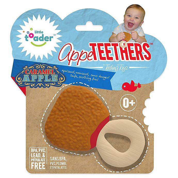 Alternate image 1 for Little Toader™ AppeTEETHERS™ Caramel Apple™