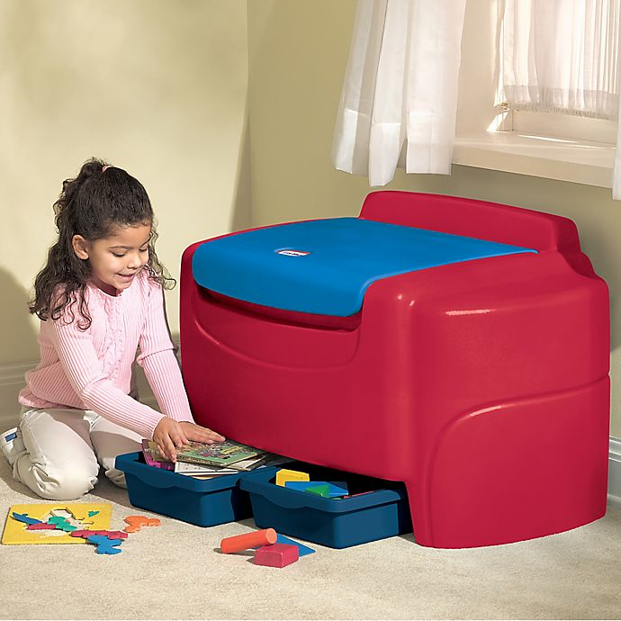 Alternate image 1 for Little Tikes® Sort 'n Store Toy Chest