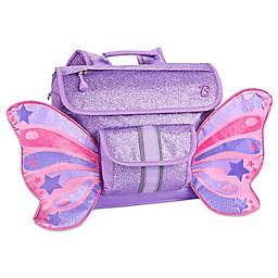 Bixbee Sparkalicious Butterflyer Backpack in Purple