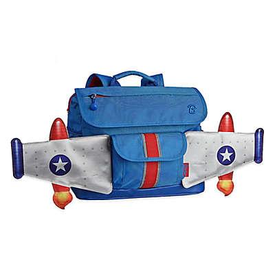 Bixbee Rocketflyer Backpack in Blue