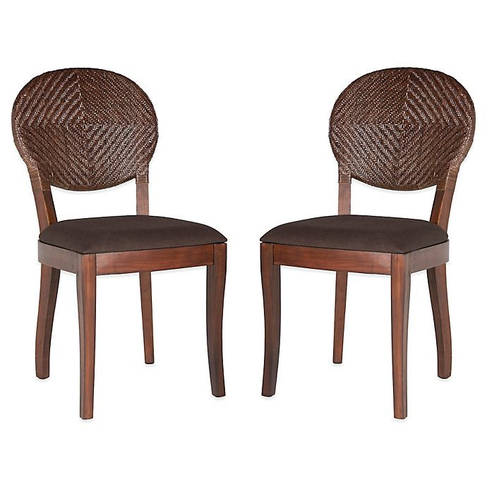 Prime Safavieh Prisco Side Chairs Set Of 2 Bed Bath Beyond Unemploymentrelief Wooden Chair Designs For Living Room Unemploymentrelieforg